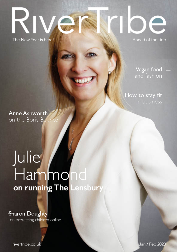 Julie Hammond Lensbury Cover Image