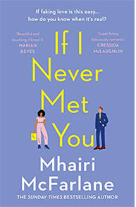 Rachel Stagg Book Club If I Never Met You