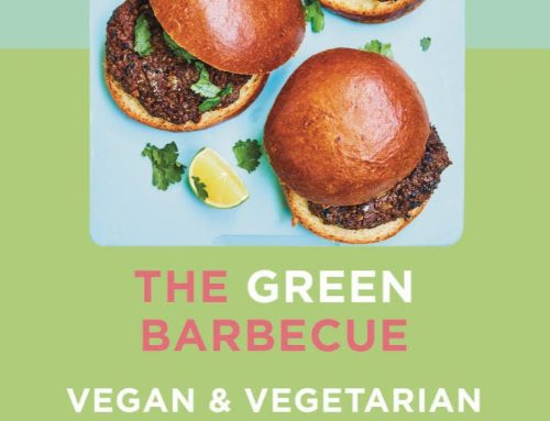 YIPPEE! IT'S FINALLY BBQ WEATHER, LET'S MAKE IT A GREEN ONE